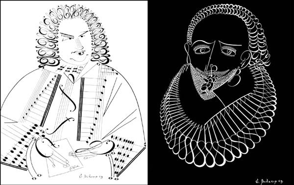 Светлана Богатырь. Бах / Шекспир