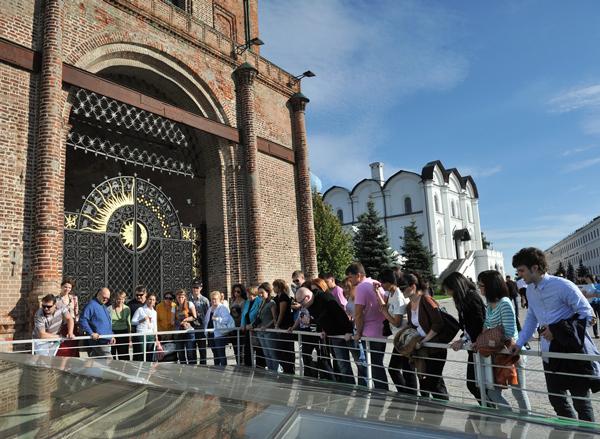 Определены самые популярные российские города для летнего отдыха