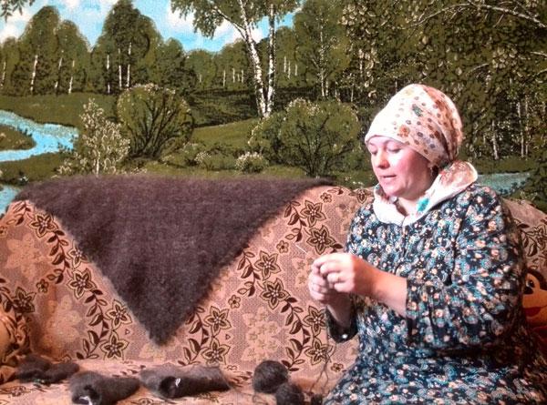 О вязании в деревнях 713