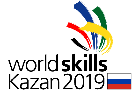 Logo_WSC2019Kazan_with_flag