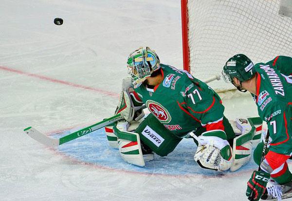 «АкБарс» в столице сыграет с«Динамо»