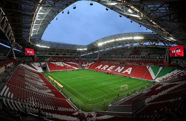 «Рубин» проведет кубковый матч на основном стадионе