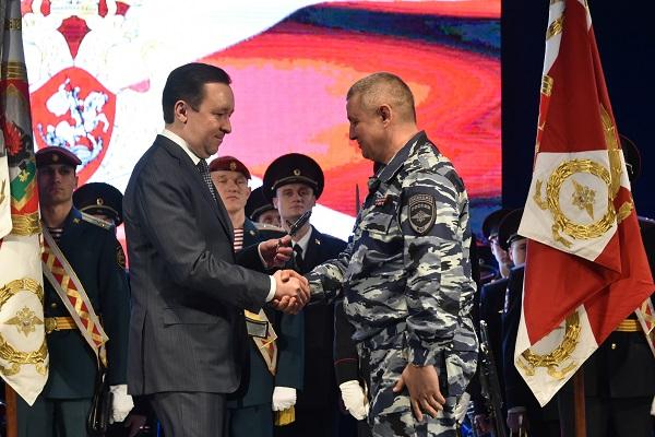 Нацгвардия_Пресс-служба Президента