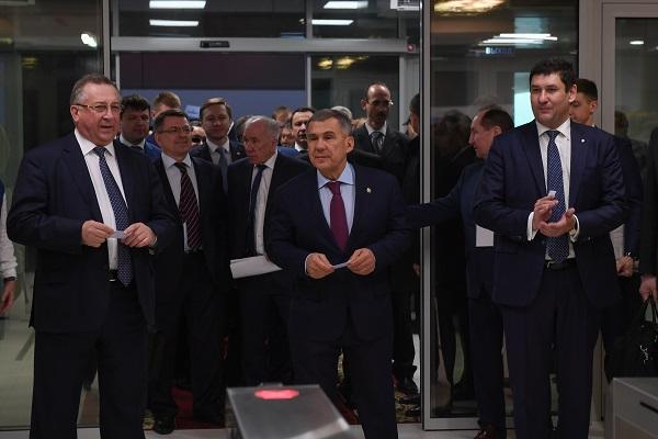 Транснефть_Пресс-служба Президента