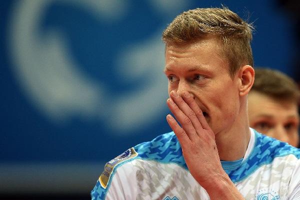 Казанский «Зенит» завершил групповой этап Лиги чемпионов победой над «Аркасом»