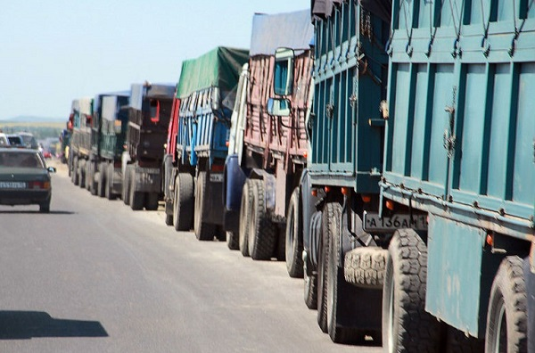 Движение фургонов подорогам Тульской области ограничат