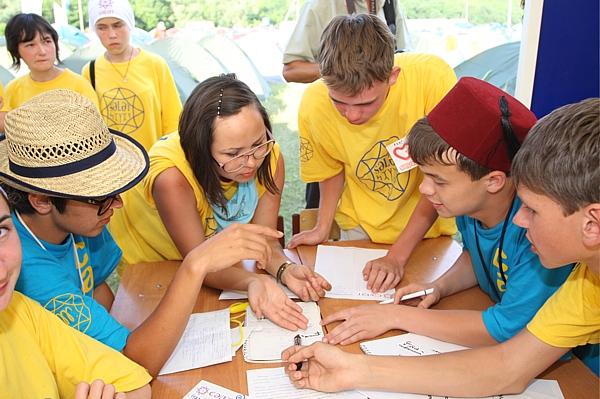 Отборочные туры самого масштабного фестиваля молодежного творчества татарстана прошли в десяти точках республики