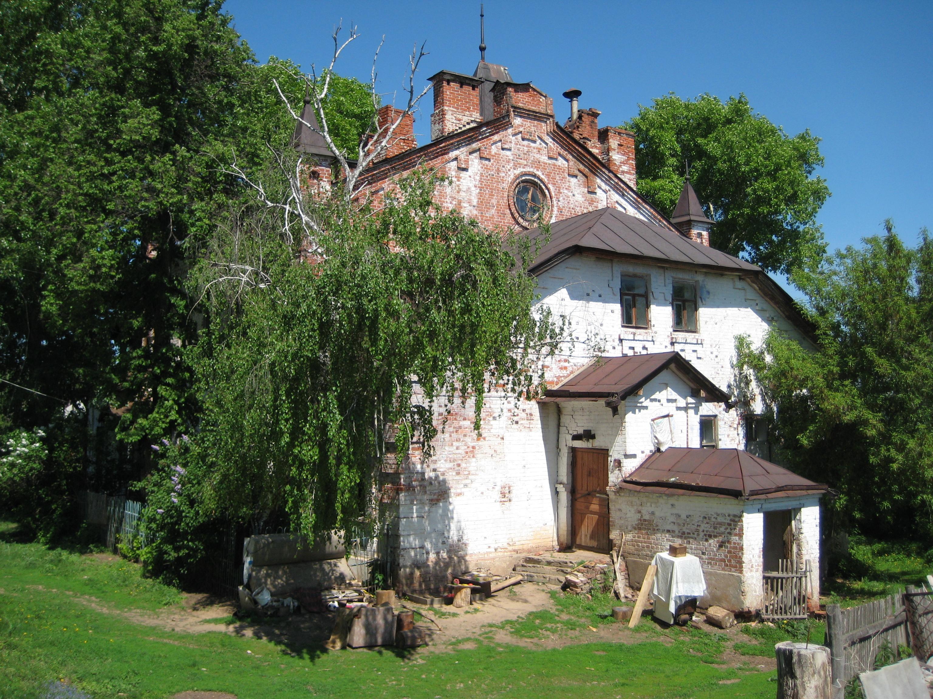 Дом Медведева