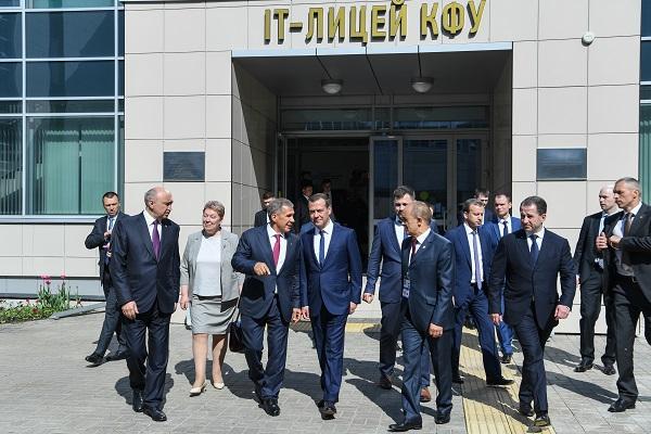 Медведев_Пресс-служба Президента