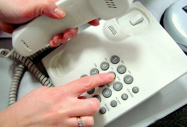 телефонная-линия