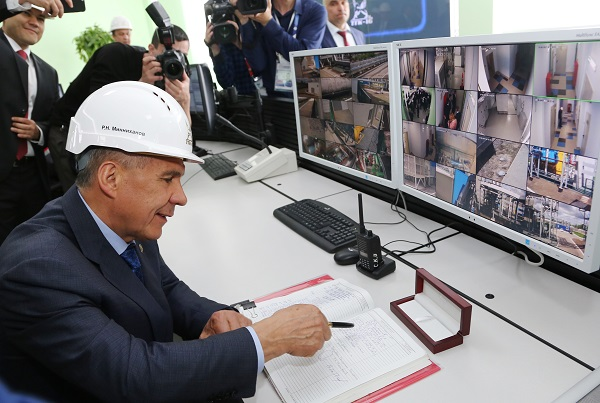 ТЭЦ_2_Пресс-служба Президента