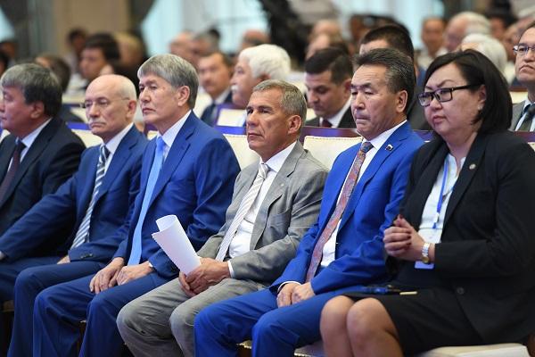 Бишкек_2_Пресс-служба Президента РТ
