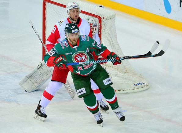 «Салават Юлаев» стал победителем Кубка губернатора Нижегородской области похоккею