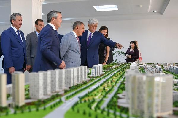 Казахстан_Пресс-служба Президента