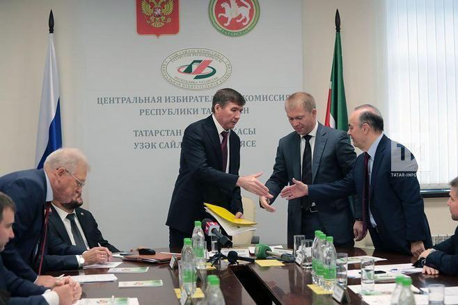 Мидхата Шагиахметова посоветовали надолжность руководителя ЦИК Татарстана