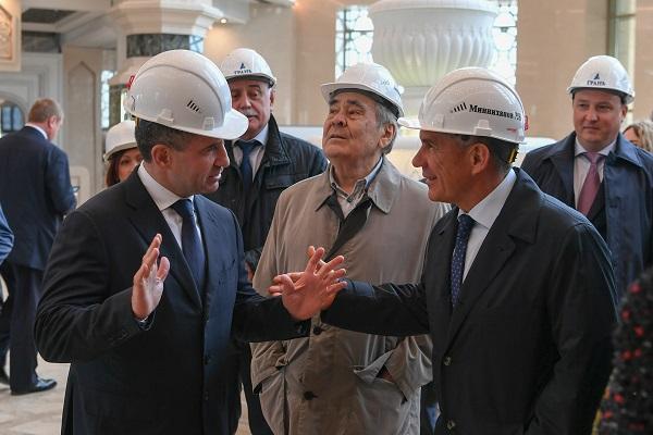 Болгарская академия_1_Пресс-служба Президента