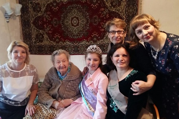 Дубравная - к Декаде пожилых