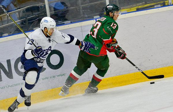 Ткачев из«АкБарса» признан лучшим форвардом прошедшей недели вКХЛ