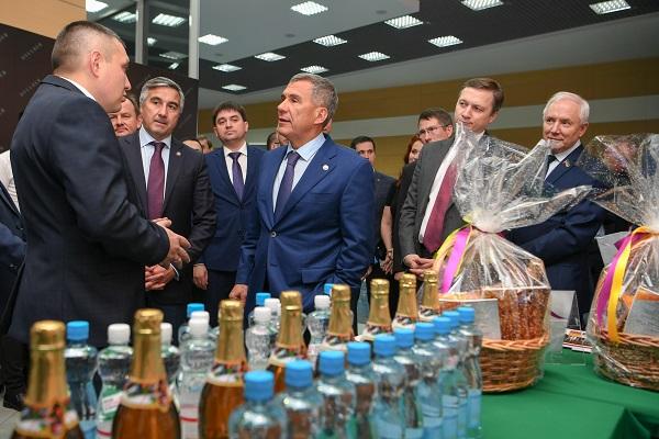 Деловой форум_Пресс-служба Президента
