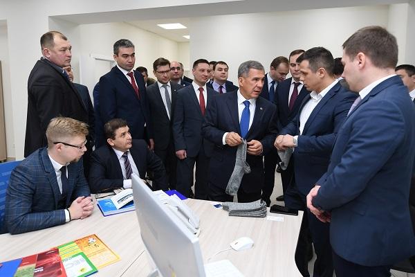 Дом предпринимателя_Пресс-служба Президента