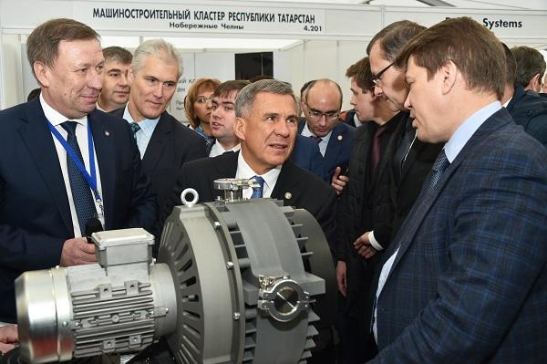 Машиностроение_Пресс-служба Президента