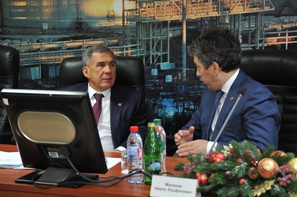 ТАНЕКО_Пресс-служба Президента