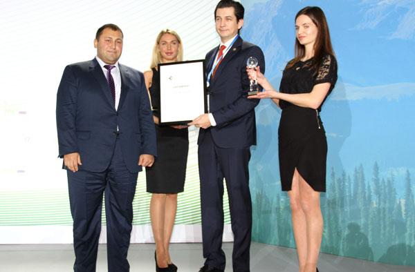 Минприроды РФ иРосприроднадзор наградили «ЕвроХим»