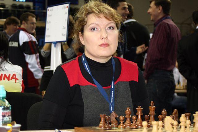 Наталья Погонина заняла 2-ое место начемпионате РФ пошахматам