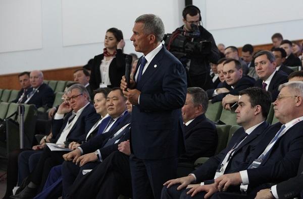 Гайдаровский форум_Пресс-служба Президента