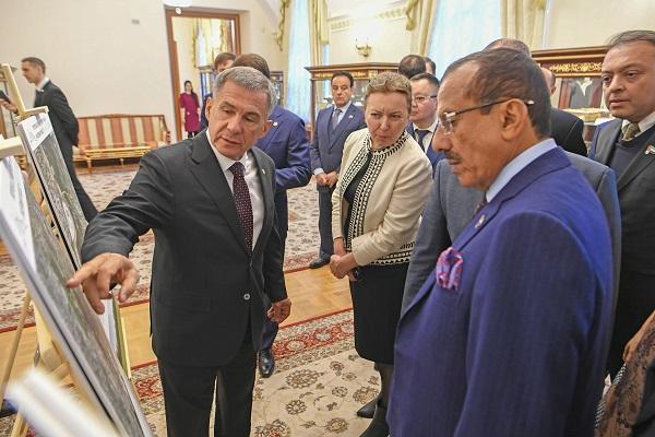 Встреча_Пресс-служба Президента