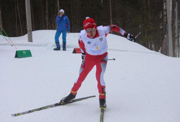 Русские лыжники взяли бронзу наюниорском чемпионате мира
