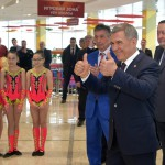 Открытие цирка_Пресс-служба президента