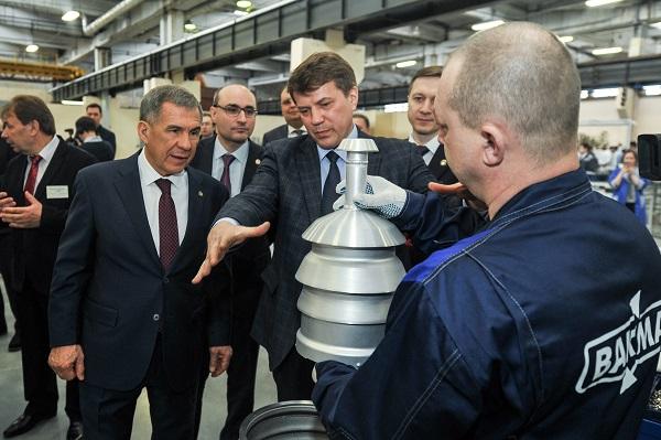 Вакууммаш_Пресс-служба Президента