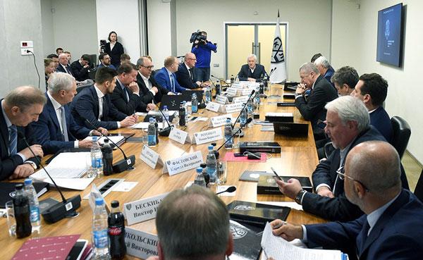 Президент ФХР Владислав Третьяк высказался против исключения тольяттинской «Лады» изсостава КХЛ