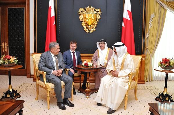 Бахрейн_Пресс-служба Президента