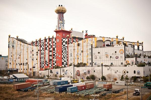 мусоросжигательный завод в Осаке_karinakrik.livejournal