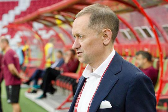 Сайманов назначен напост генерального директораФК «Рубин»