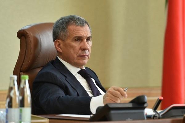 Рустам Минниханов назначил Хайдара Гильфанова непрерывным представителем Татарстана вСвердловской области