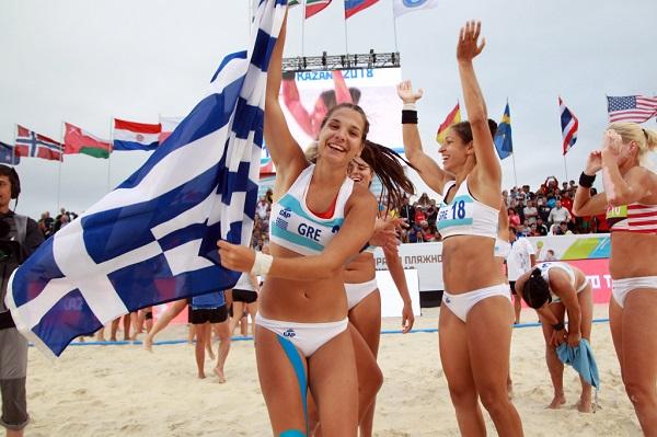 Гандбол_Победили гречанки_handballrussia2018