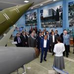 Ядерный центр_Пресс-служба Президента