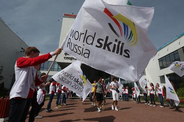 В Южно-Сахалинске наградили победителей WorldSkills Russia 2018