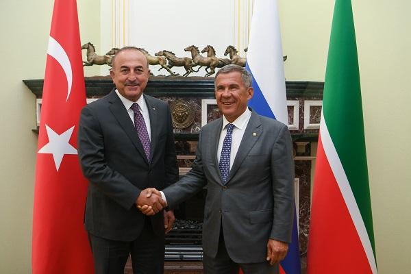 Турок_Пресс-служба Президента