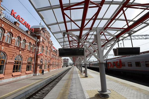 Столицу Татарстана Казань с Минском и Ташкентом свяжут прямые поезда