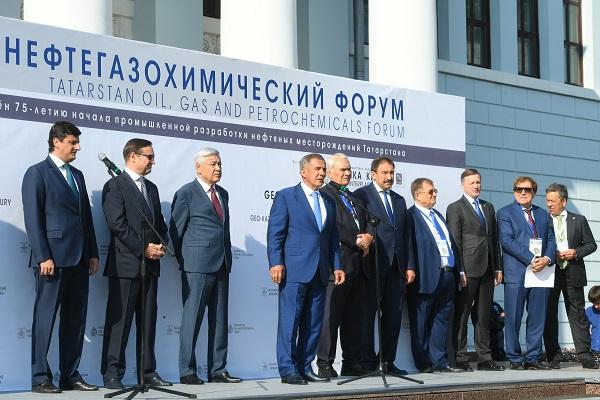 Нефтехим форум_Пресс-служба Президента