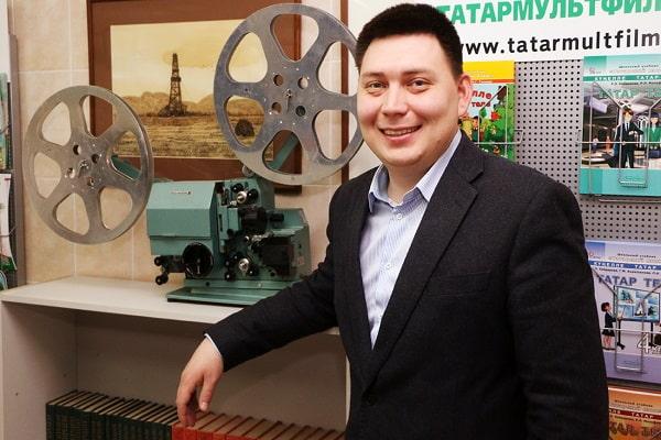 Азат Ганиев