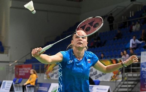 Евгения Косецкая – чемпионка России по бадминтону