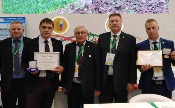 Фермеры Татарстан стали обладателями наград главной агропромышленной выставки «Золотая осень - 2018»