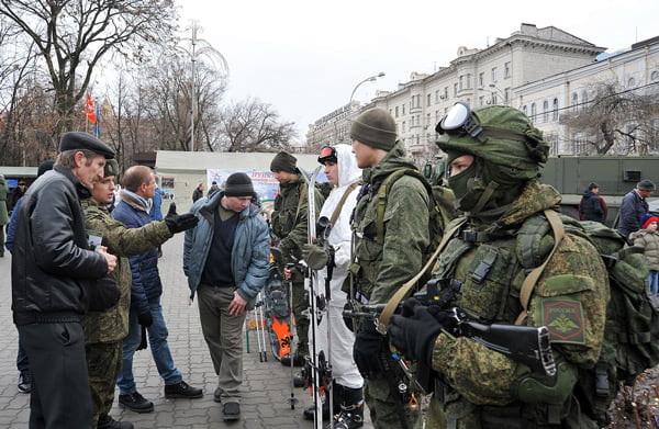 К масштабной российской акции «Военная служба по контракту – твой выбор» присоединится Казань