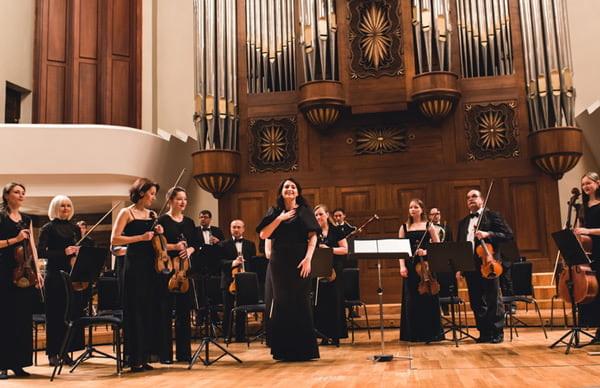 Камерному оркестру «Новая музыка» Центра современной музыки Софии Губайдулиной исполнилось 15 лет