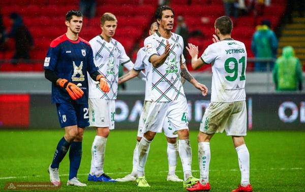 Казанский «Рубин» одержал победу над «Динамо»2